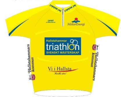 swedish tri championship jersey
