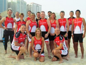 abu dhabi custom triathlon clothing