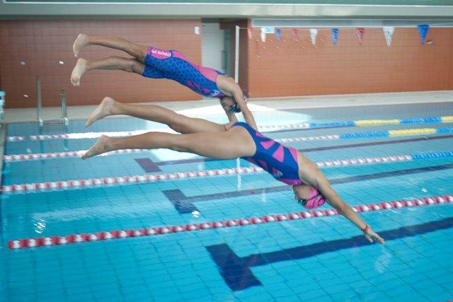 custom swimming costume
