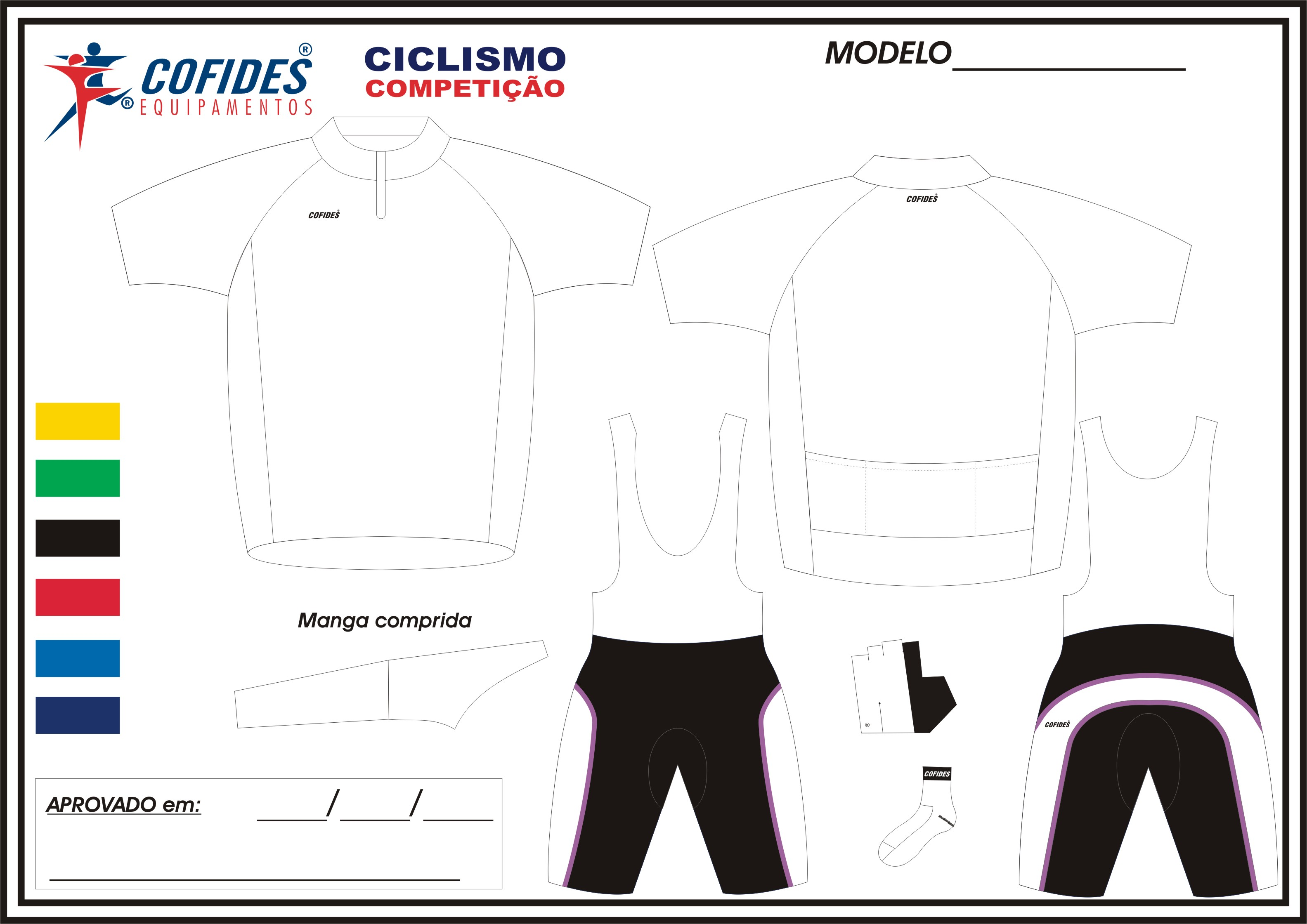Custom cycling jersey design template JPEG. Click Here to Download ec638cc59