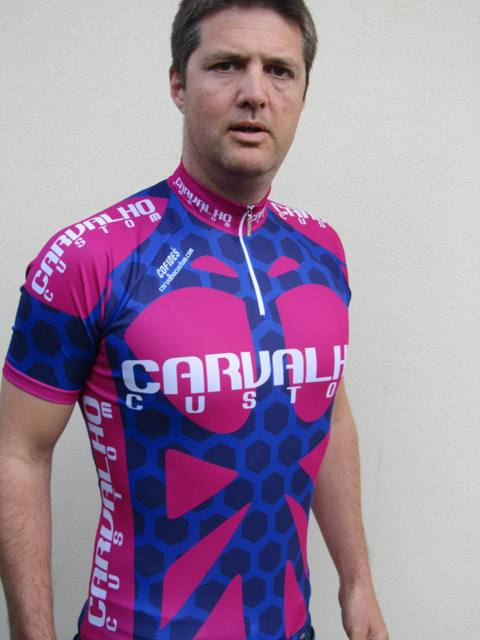 custom charity cycling jersey
